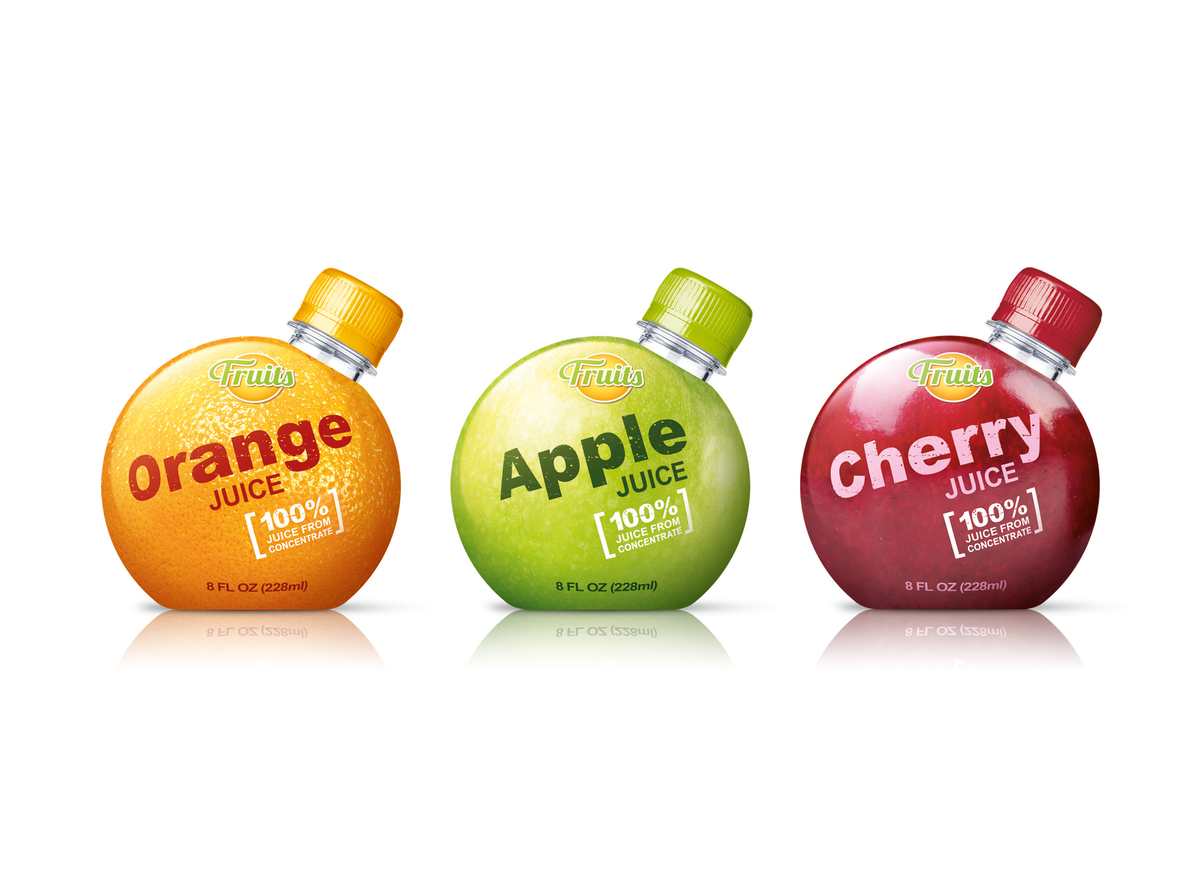 Fruits Säfte 01