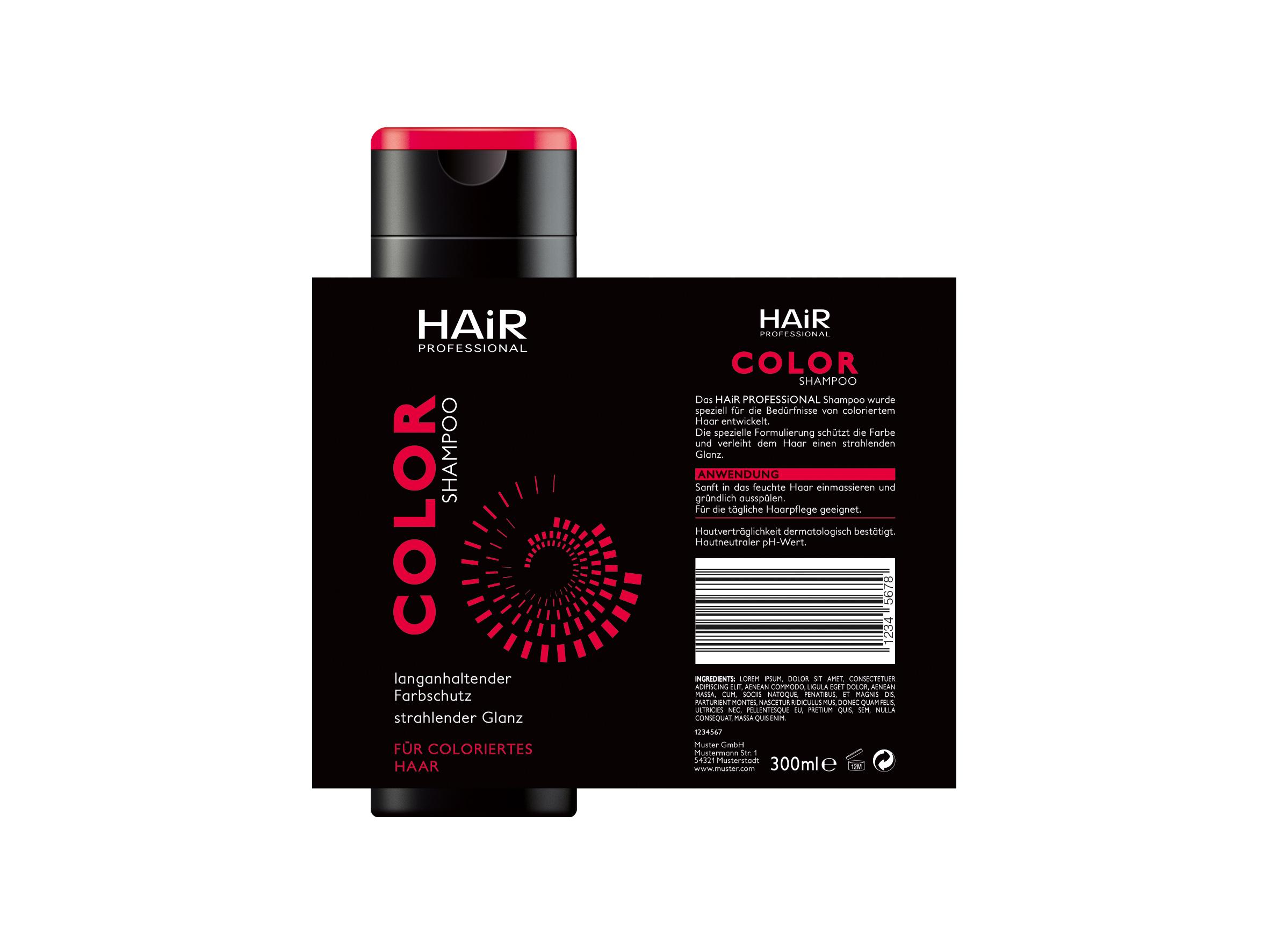 Shampoo Hair Prof Etikett 01