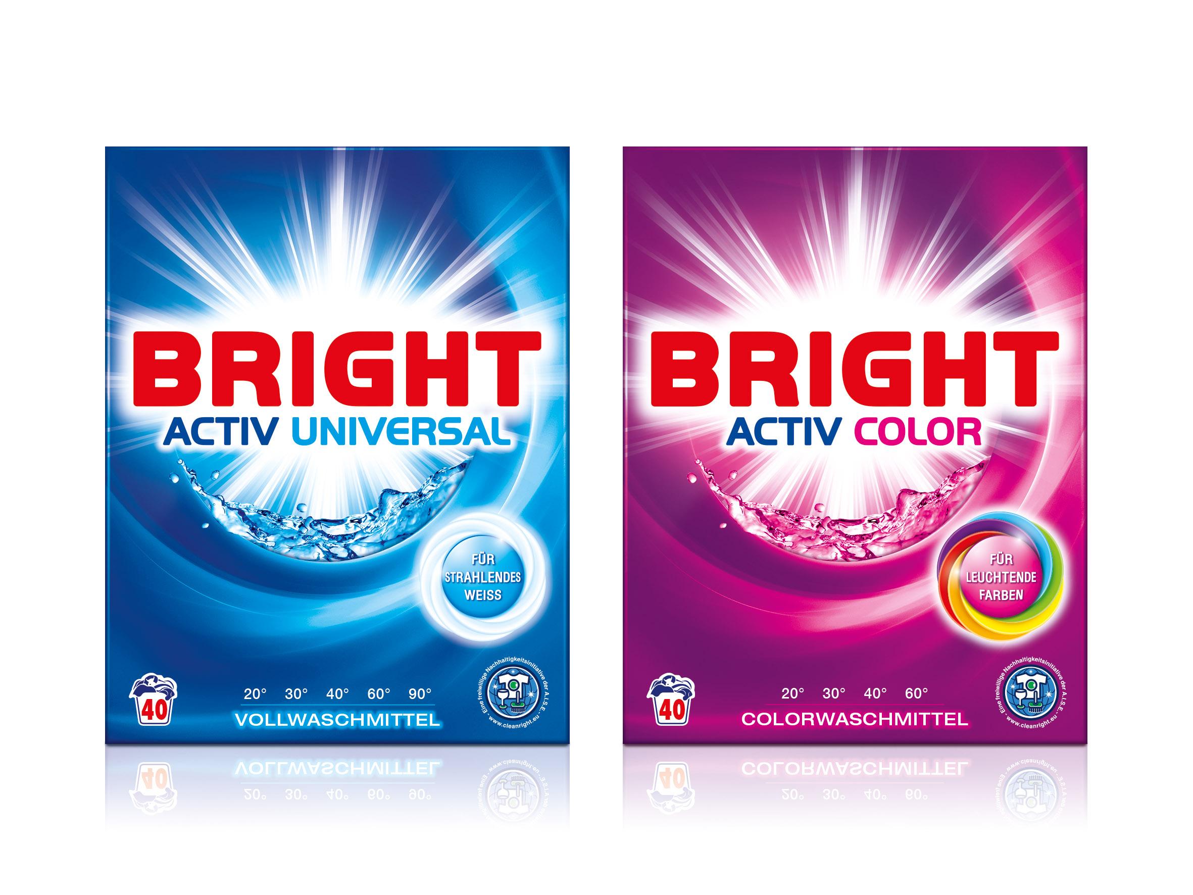 Bright Waschmittel 01